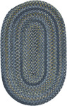 Surya Concord CNC-2203 Blue Braided Closeout Area Rug - Spring 2012