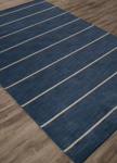 Jaipur Coastal Dunes COD03 Ketch Dark Denim & Oyster Gray Area Rug