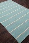 Jaipur Coastal Shores COH25 Cape Cod Mineral Blue & Oyster Gray Closeout Area Rug