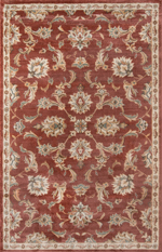 Momeni Colorado CLD-01 Rust Area Rug
