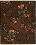 Kalaty Caspian CP-817 Brown Closeout Area Rug