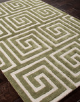 Jaipur City CT02 Keyed Up Burnt Olive/Burnt Olive Closeout Area Rug - Fall 2013