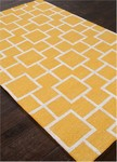 Jaipur City CT33 Westin Yolk Yellow & Bright White Closeout Area Rug