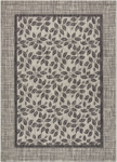 Nourison Country Side CTR01 IVORY/CHARCOAL Area Rug