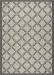 Nourison Country Side CTR02 IVORY/CHARCOAL Area Rug