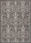 Nourison Country Side CTR04 CHARCOAL Area Rug