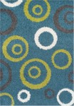 Dalyn Calypso CY524 Teal Closeout Area Rug - Winter 2016