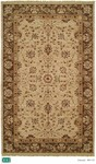 HRI Concept MJ-479 Beige/Brown Closeout Area Rug