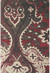 Feizy Coronado 0522F Black/Red Closeout Area Rug