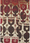 Feizy Coronado 0525F Red/Brown Closeout Area Rug