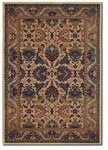 Couristan Anatolia 2715/0706 Royal Plume Cream-Plum Closeout Area Rug - Spring 2017