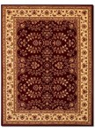 Couristan Anatolia 2867/0006 Antique Herati Red-Cream Closeout Area Rug - Spring 2017