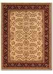 Couristan Anatolia 2867/0007 Antique Herati Cream-Red Closeout Area Rug - Spring 2017