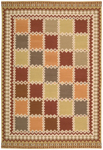 Nourison Dakota DA01 BRK Brick Closeout Area Rug