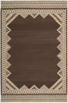 Nourison Dakota DA02 BRN Brown Closeout Area Rug