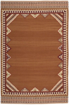 Nourison Dakota DA02 RUS Rust Closeout Area Rug