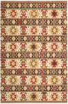 Nourison Dakota DA03 BRN Brown Closeout Area Rug