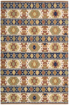 Nourison Dakota DA03 NAV Navy Closeout Area Rug