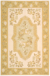 Nourison Dakota DA06 IVY Ivory/Yellow Closeout Area Rug