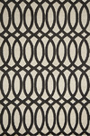 Momeni Delhi DL-57 Black Closeout Area Rug