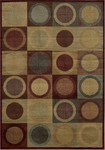 Momeni Dream DR-06 Red Closeout Area Rug