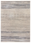 Jaipur Dash DSH07 Zeal Tidal Foam & Steel Gray Closeout Area Rug