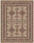 Feizy Daria 3985F Cream/Navy Closeout Area Rug