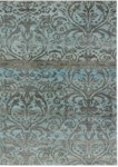 Jaipur Enchanted EJA01 Sofia Cameo Blue & dark Gull Gray Closeout Area Rug