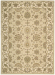 Nourison Easy Living EL01 BGE Beige Closeout Area Rug
