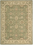 Nourison Easy Living EL01 GRE Green Closeout Area Rug