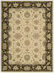 Nourison Easy Living EL01 IV Ivory Closeout Area Rug
