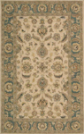 Nourison Easy Living EL03 IV Ivory Closeout Area Rug