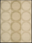 Nourison Elements ELE02 BGE Beige Closeout Area Rug