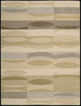 Nourison Elements ELE03 BGE Beige Closeout Area Rug