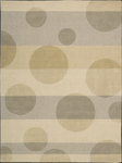 Nourison Elements ELE06 SAN Sand Closeout Area Rug