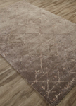 Jaipur Etho ENK05 Rhea Major Brown & Oyster Gray Area Rug