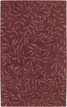 Surya Essence ESS-4601 Red Closeout Area Rug
