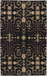Surya Everest EVE-3100 Black Closeout Area Rug - Spring 2010