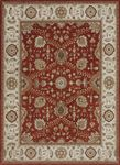 Loloi Elmwood EW-07 Red/Ivory Closeout Area Rug