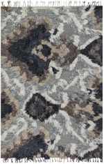 Designer Series 17023 Chaves Hand-Tufted Grey Rug