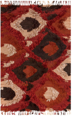 Justina Blakeney x Loloi  Fable FD-05 Spice Closeout Area Rug