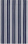 Surya Country Living Farmhouse Stripes FAR-7000 Navy/Light Blue Closeout Area Rug - Fall 2013