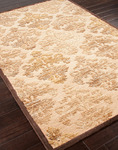 Jaipur Fables FB11 Majestic Chenille Ivory Closeout Area Rug - Spring 2014