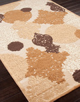 Jaipur Fables FB20 Wistful Beige/Beige Closeout Area Rug - Fall 2013