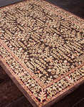 Jaipur Fables FB33 August Chenille Chocolate/Chenille Chocolate Closeout Area Rug - Fall 2013