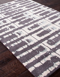 Jaipur Foundations By Chayse Dacoda FC07 Corroded Marine Blue/Marine Blue Closeout Area Rug - Spring 2014
