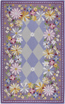 Surya Flor FLO-8910 Orchid Closeout Area Rug - Spring 2010