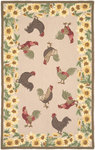 Surya Flor FLO-8936 Beige Closeout Area Rug - Fall 2009