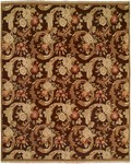 Kalaty Florence FR-623 Brown Closeout Area Rug