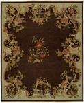Kalaty Florence FR-633 Brown Closeout Area Rug